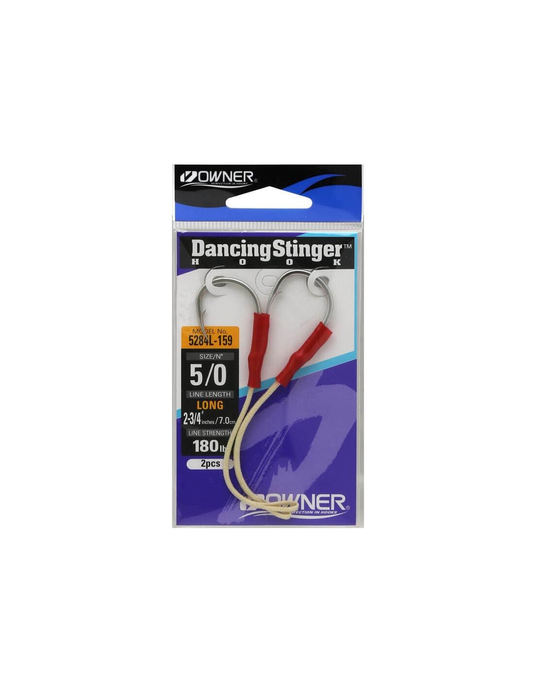 Assist Hook Owner Dancing Stinger 5284L