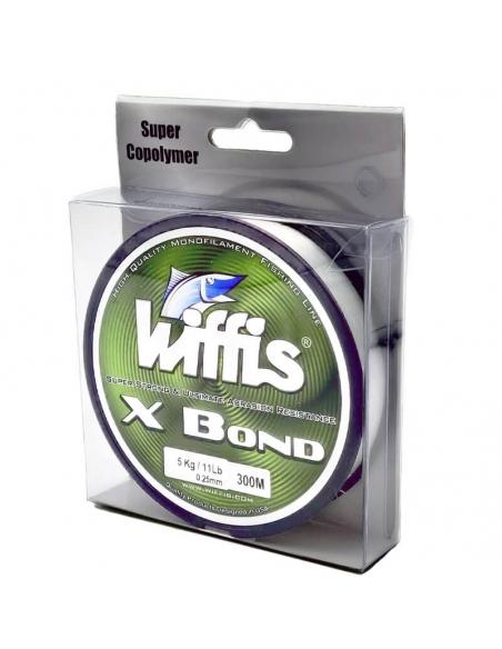 Bobina Monofilamento Wiffis X-Bond